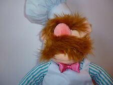 Disney Swedish Chef Stuffed Plush Muppets Most Wanted Muppet Doll