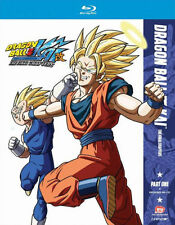 PRE  ORDER: DRAGON BALL Z KAI THE FINAL CHAPTERS - PART ONE - BLU RAY - Region A