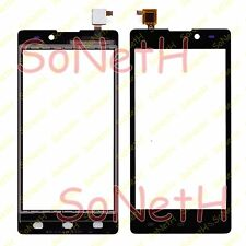 "Vetro Vetrino Touch screen Digitizer 5,0"" Archos 50 Neon Nero"