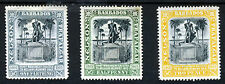 BARBADOS King Edward VII 1906 Nelson Centenary Part Set  SG 145 to SG 148 MINT