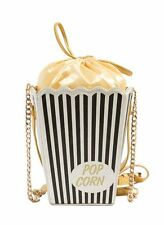 GOJANE Pass the Popcorn Draw-String Purse Bag NWT