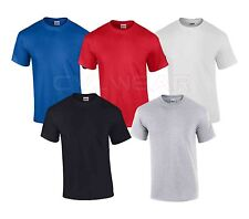 10 PACK GILDAN COTTON T SHIRT TOP TEE OF PLAIN GIFT HOLIDAY TSHIRT SUMMER HEAVY