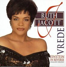 ★☆★ CD Single EUROVISION 1993 Pays-Bas Ruth Jacott Vrede 2-track CARD SLEEVE EX