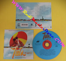 CD SOUNDTRACK Caetano Veloso Tieta Do Agreste 74321 44619 2 no lp mc dvd(OST4)