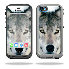 Skin Decal Wrap for LifeProof iPhone 5C Case fre Case Wolf
