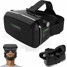 VR Virtual Reality 3D Movie Game Glasses For Android Samsung Galaxy S5 S6 S7 A3
