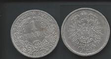 1 Mark Kaiserreich 1882 J