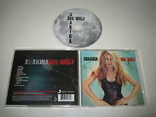 SHAKIRA/SHE WOLF(EPIC/88697595872)CD ALBUM