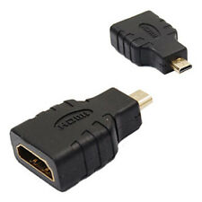 Tiny HDMI To Micro HDMI MHL Media HD TV Adapter Converter For Smart Phone
