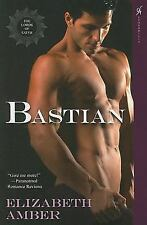 Elizabeth Amber - Bastian The Lords Of The Satyr (2011) - Used - Trade Pape