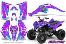 YAMAHA RAPTOR 350 GRAPHICS KIT CREATORX DECALS STICKERS SAMURAI BLIP