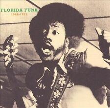 Florida Funk: 1968-1975 by Various Artists (CD, Apr-2007, Now-Again)