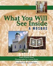 What You Will See Inside a Mosque-ExLibrary