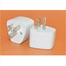 Universal UK EU AU to US USA AC Travel Power Outlet Converter Plug Adapter Hot