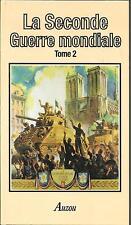 COFFRET 5 DVD ZONE 2--DOCUMENTAIRE--LA SECONDE GUERRE MONDIALE TOME 2
