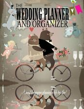 The Wedding Planner and Organizer: Bears Wedding Planner Book Worksheets, Checkl