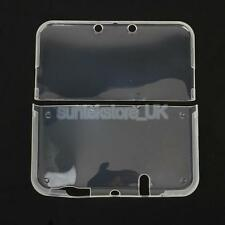 Clear Soft TPU Protective Case Skin Cover Shell for New Nintendo 3DS LL/XL