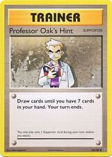 4 x Professor Oak's Hint (Trainer) (Evolutions 84/108) - Uncommon - Near Mint
