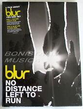 BLUR - NO DISTANCE LEFT TO RUN - 2 DVD Sigillato