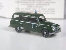 selten: Wiking DKW Universal Polizei in OVP