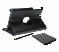 Edles Smart Cover Luxus Case Tasche Schutz Hülle Etui 360 Set f Google Nexus 7