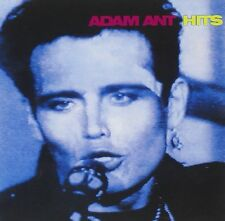 Adam Ant Hits CD NEW SEALED Adam & The Ants Prince Charming/Stand And Deliver+
