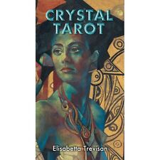 NEW Crystal Tarot Deck Cards Lo Scarabeo