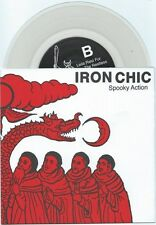 "Iron Chic ""Spooky Action"" 7"" OOP Latterman Such Gold Rvivr Title Fight"