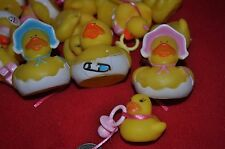 67 Mini Baby Rubber Ducks Duckie Baby Shower / Party - Small