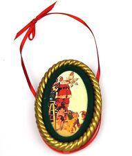 Coca-Cola USA Weihnachtsbaumschmuck Christbaumschmuck - Santa 1965 Ornament
