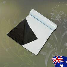 Hydroponics Film 3 Meter x10 Meter Black and White Reflective Film For Grow Room