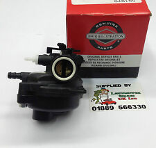 Genuine de briggs & stratton 450e series 125cc moteur tondeuse carburateur 591979