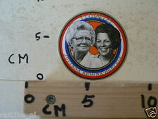 STICKER,DECAL JULIANA REGINA - BEATRIX 1980