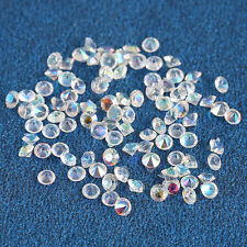 2000pcs Diamond Table Confetti Scatter Crystal Diamante Party Wedding Decoration