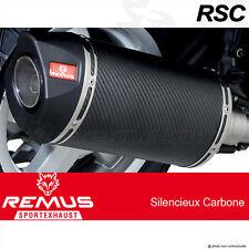 Silencieux Pot échappement Remus RSC Carbone sans Catalyseur KTM 200 Duke 12