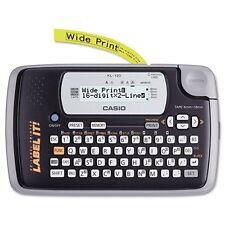 Casio KL-120L Portable Thermal Label Maker - KL120L