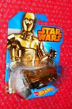 Hot Wheels Star Wars  C-3P0   CGW45-0910