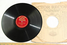 """78 1920s Julia Culp """"Love's Old Sweet Song"""" """"Silver Threads Among the Gold"""" E"""