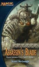 Assassin's Blade: Magic Legends Cycle II, Book I (Magic the Gathering) McGough
