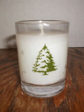 Thymes Frasier Fir Votive Candle 2 oz 60 g white Made in USA White