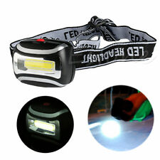 600Lm LED Headlamp Headlight Flashlight Head Light Lamp Torch For Hiking Camping