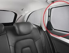 NEW GENUINE AUDI Q5 ACCESSORY REAR DOORS SUN BLIND SHADE SET