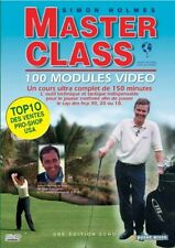 27260//SIMON HOLMES MASTER CLASS 100 MODULES VIDEO COURT COMPLET 150 MN DVD TBE