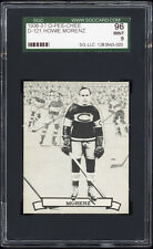 1936-37 V304 O-Pee-Chee Series D #121 Howie Morenz SGC 96 Mint. Hobby's #1 card!