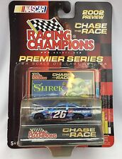 2002 Racing Champions Car #26 Jim Spencer Chase The Race New