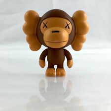 Kaws OriginalFake X Bathing Ape 2005 Bape Baby Milo Brown