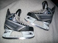 CCM VECTOR 04 ICE HOCKEY SKATES NICE CONDITION MENS SIZE 7 GREAT BUY VERY SOLID