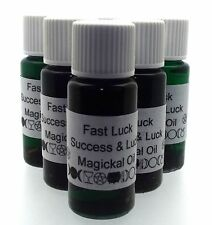 Fast Luck Herbal Infused Botanical Oil