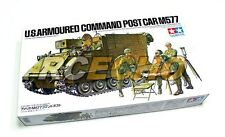 Tamiya Military Model 1/35 U.S. Command Post Car M577 Scale Hobby 35071