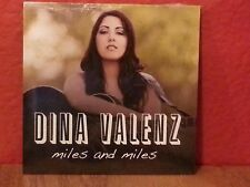 Dina Valenz - Miles & Miles [CD New] Sealed Digipac  B1087